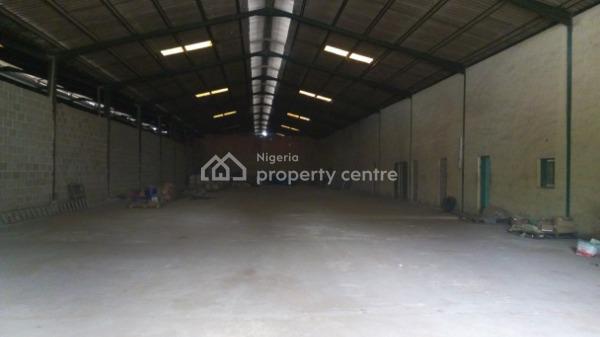 Warehouse Capacity 10,600 Sqft, Oregun, Ikeja, Lagos, Warehouse for Rent