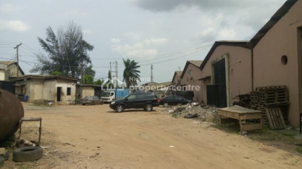 Warehouse Capacity 10,000 Sqft, Oregun Industrial Area, Oregun, Ikeja, Lagos, Warehouse for Rent
