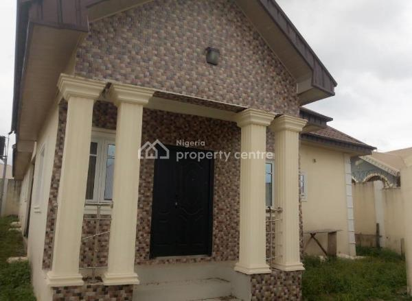 4 Bedroom Bungalow with Room and Parlor Self  Contained, Elebu Area, Off Akala Area, Ibadan, Oyo, House for Sale