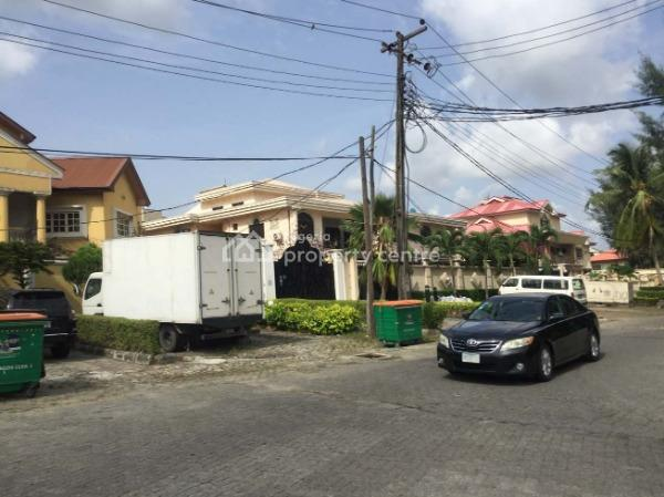 Newly Built 6 Bedroom Fully Detached Duplex for Sale in Park View Estate, Ikoyi, Parkview, Ikoyi, Lagos, Detached Duplex for Sale