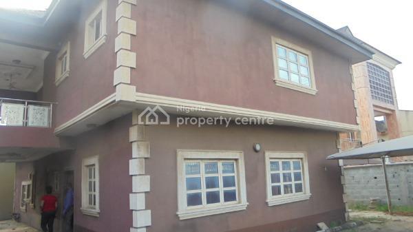 4 Bedroom Detached Duplex, Labak Estate, Abule Egba, Agege, Lagos, Detached Duplex for Sale