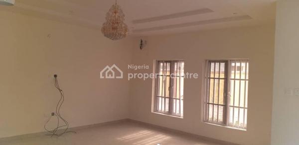 Newly Built 4 Blocks Of 4 Bedroom Terraced Duplex, 1 Room Bq