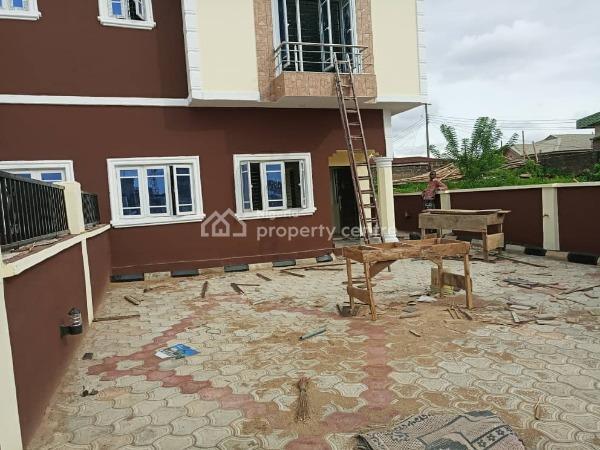 3 Bedroom Duplex with 2 Sitting Room & Bq, Ikolaba Estate, New Bodija, Ibadan, Oyo, House for Sale