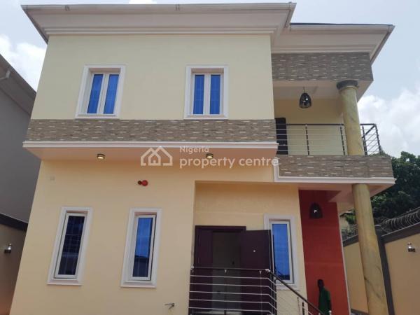 Lush Brand New 5 Bedroom Detached Duplex with Bedroom Bq, Omole Phase2 Estate, Omole Phase 2, Ikeja, Lagos, Detached Duplex for Sale