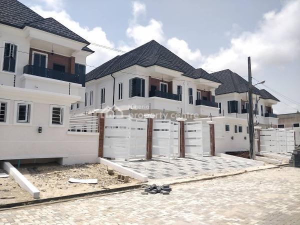 4 Bedroom Semi Detached Duplex, Chevy View Estate, Lekki, Lagos, Semi-detached Duplex for Sale