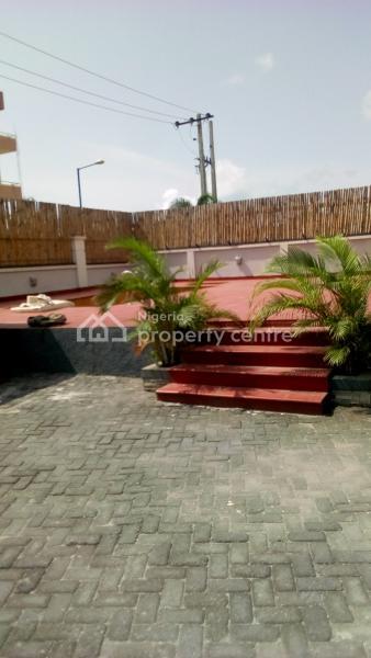 4 Bedroom Terrace Duplex with a Room Bq, Gbenga Asafa Street, Parkview, Ikoyi, Lagos, Terraced Duplex for Sale