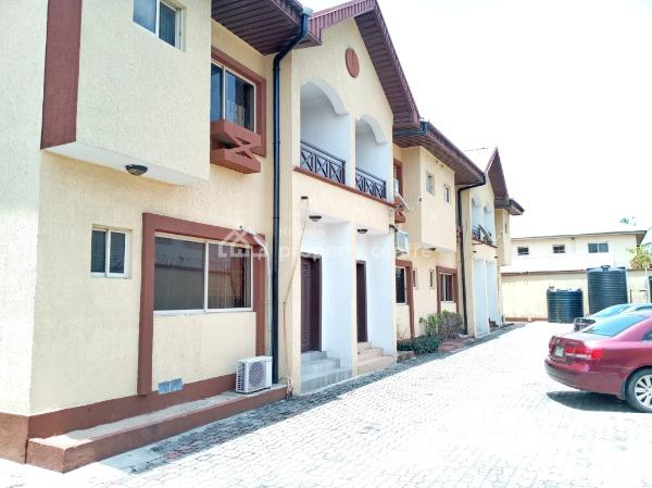 Newly Renovated 3 Bedroom Terraced Duplex, Lekki Phase 1, Lekki, Lagos, Terraced Duplex for Rent