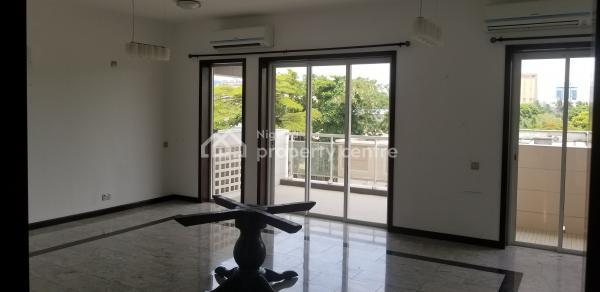 Luxury 3 Bedroom Apartment, Off Adeola Odekun, Victoria Island (vi), Lagos, Flat for Rent