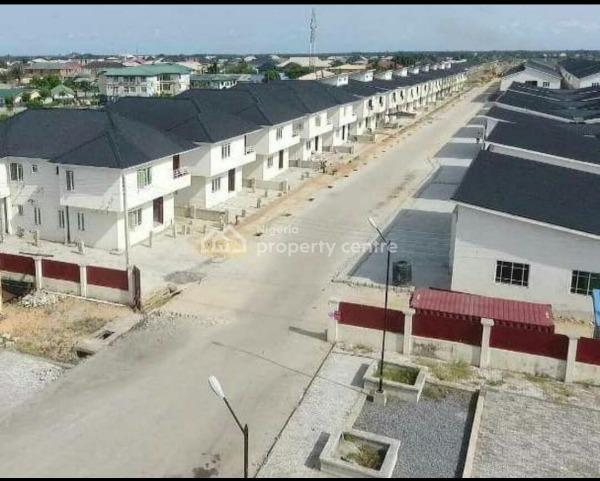 4 Bedroom Fully Detached House with a Bq ( Off Plan ), Awoyaya Bus Stop, Awoyaya, Ibeju Lekki, Lagos, Detached Duplex for Sale