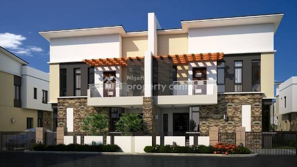 3 Bedroom Terrace Duplex, By News Engineering, Dawaki, Gwarinpa, Abuja, Terraced Duplex for Sale