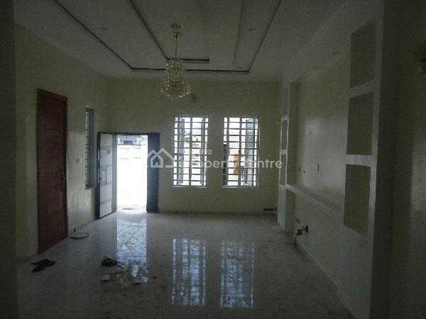 Brand New 4 Bedroom Semi Detached Duplex with Excellent Facilities, Chevy View Estate, Lekki, Lagos, Semi-detached Duplex for Sale