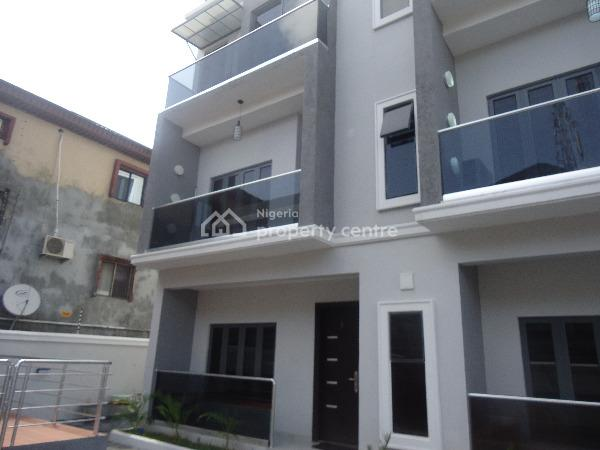 Tastefully Finished 4 Bedroom Terrace Duplex with Excellent Facilities, Ikate Elegushi, Lekki, Lagos, Terraced Duplex for Sale