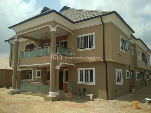 Three (3) Bedroom Flats (ground Floor), Heritage Estate, Aboru, Lagos, Ipaja, Lagos, Flat for Rent