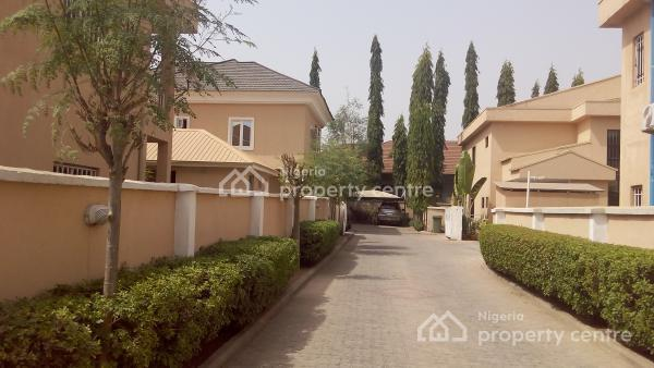 Luxury N Well Finished 5 Bedroom Stand Alone Duplex with a Bq, Gardens, Ideally for Residence/ Office Use., Jabi, Abuja, House for Rent