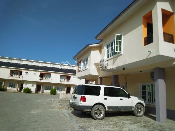4 Bedroom Terrace Duplex ( Off Plan), General Paint, Lekki Gardens Estate, Ajah, Lagos, Terraced Duplex for Sale