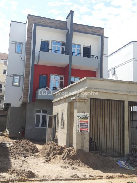Brand New 4 Bedroom Semi Detached Duplex with Bq, Oniru, Victoria Island (vi), Lagos, Terraced Duplex for Sale