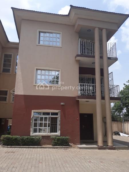 4 Bedroom Terraced Duplex, Jabi, Abuja, Terraced Duplex for Rent