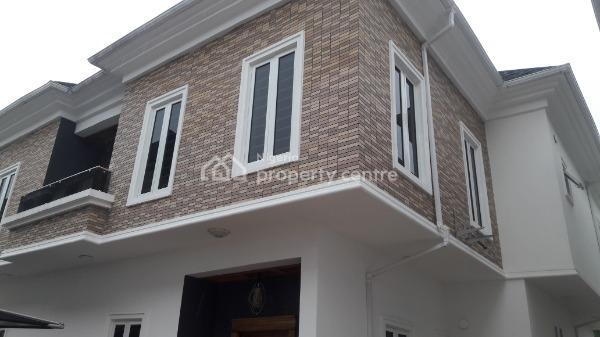 Luxury 5 Bedroom Duplex for Sale in Osapa London, Osapa, Lekki, Lagos, Detached Duplex for Sale