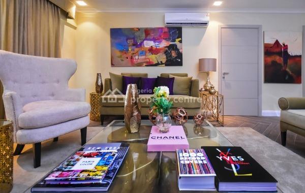 Luxury 4 Bedroom Flat with 2 Room Bq, Old Ikoyi, Ikoyi, Lagos, Flat for Rent