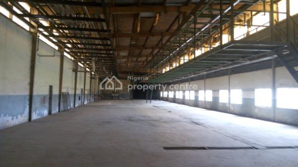 Warehouse 81,000 Sqft, Ikorodu Industrial Area, Odogunyan, Ikorodu, Lagos, Warehouse for Rent