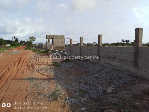 Royal County Estate, Otoolu/igbo Olomi, 10 Minutes Drive From Lekki Free Trade Zone, Ibeju Lekki, Lagos, Mixed-use Land for Sale