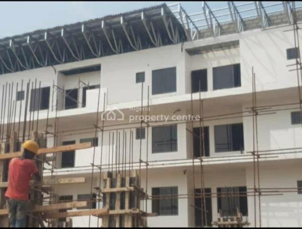3 Bedroom Terrace Maisonette ( Off Plan ), Awoyaya Bus Stop, Awoyaya, Ibeju Lekki, Lagos, Terraced Duplex for Sale