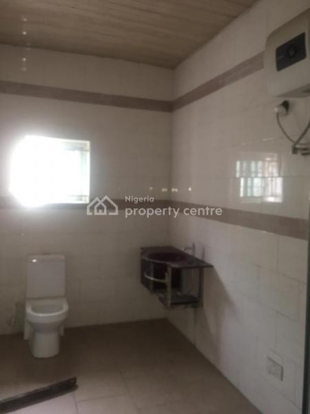 Beautiful 4 Bedroom with Bq, Igbo Efon, Lekki, Lagos, Detached Duplex for Rent