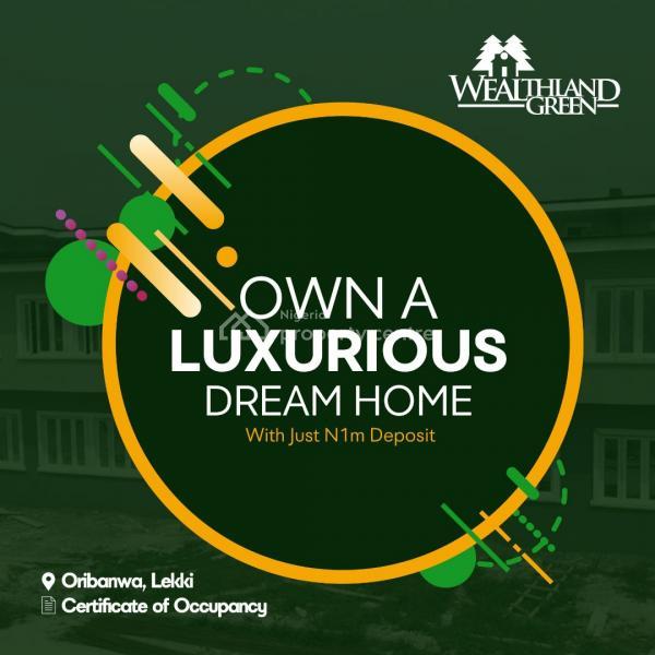 Luxury 3 Bedroom Flat with Amazing Facilities., Lekki Peninsula, Oribanwa, Ibeju Lekki, Lagos, Block of Flats for Sale