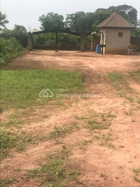 Moriah Park and Gardens, Few Minutes From The Lagos State Govt. Housing Estate and The Lagos State Resettlement Center, Agbowa, Ikorodu, Lagos, Residential Land for Sale