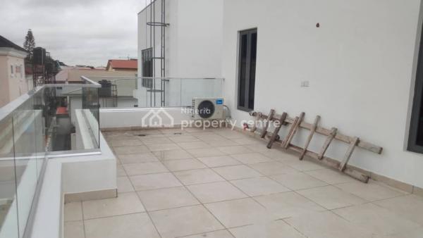 a Brand New Luxury Furnished 4 Bedroom Semi-detached  Duplex with a Room Bq, Lekki Phase 1, Lekki, Lagos, Semi-detached Duplex for Sale