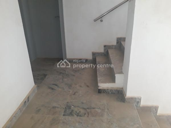 Solidly Crafted & Well Built 4 Bedrooms Terraced Duplex with Bq, Gilmore Infrastructure Area, Jahi, Abuja, Terraced Duplex for Sale