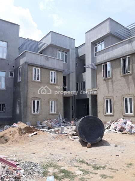 Exquisitely Designed & Well Built 4 Bedrooms Terrace Duplex with Servant Quarters, Jahi, Jahi, Abuja, Terraced Duplex for Sale