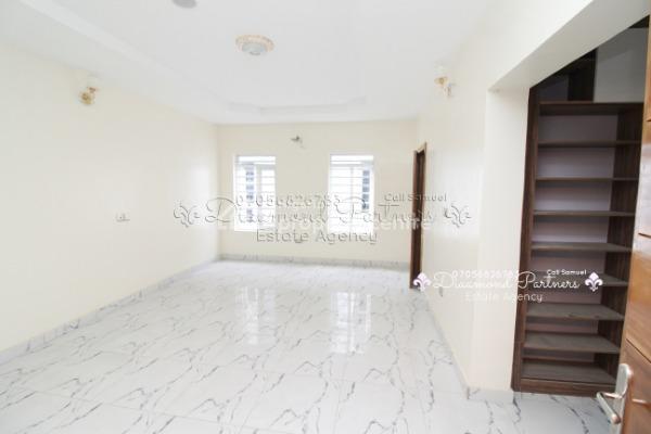5 Bedroom Semi Detached Duplex, Chevy View Estate, Lekki, Lagos, Detached Duplex for Sale