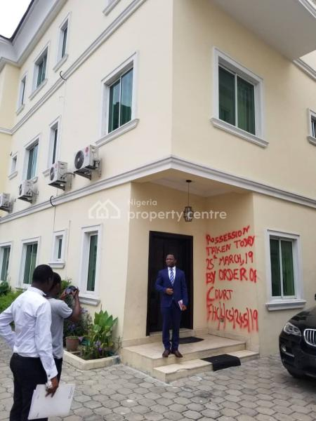 Luxurious 5 Bedroom Semi Detached Duplex with Bq, Mojisola Onikoyi Estate, Ikoyi, Lagos, Semi-detached Duplex for Sale