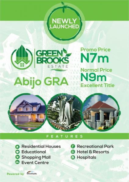 Green Brooks Estate, Abijo Gra, Sangotedo, Ajah, Lagos, Mixed-use Land for Sale