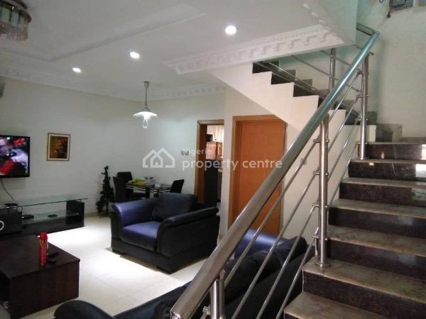 Fully Furnished 4 Bedroom Terrace Duplex, Chevy View Estate, Lekki, Lagos, Terraced Duplex Short Let