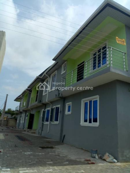 4 Units of 3 Bedroom Apartment, Peaceville Estate, Ogombo, Ajah, Lagos, Block of Flats for Sale