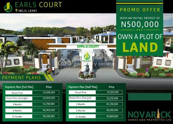 Dry Land, Eleranigbe, Ibeju Lekki, Lagos, Mixed-use Land for Sale