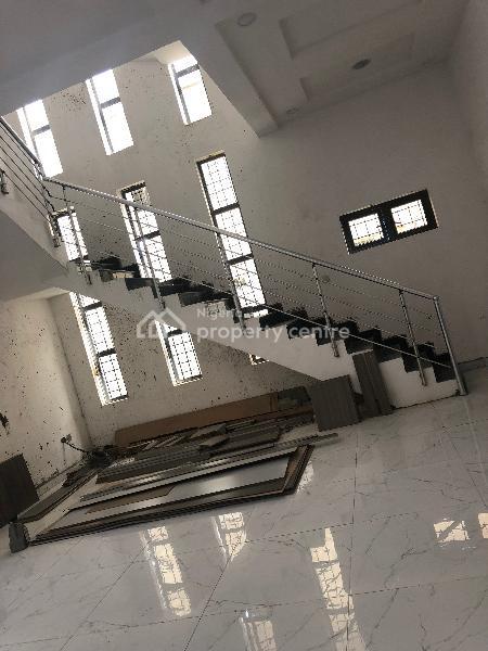 Luxury 5 Bedroom Detached Duplex with B.q, Lekki Phase 1, Lekki, Lagos, Detached Duplex for Sale