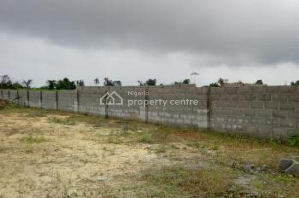 Serviced Plot, General Paint, Lekki Gardens Estate, Ajah, Lagos, Residential Land for Sale