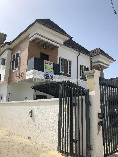 Newly Built 4 Bedroom Semi Detached Duplex with B.q, Igbo Efon, Lekki, Lagos, Semi-detached Duplex for Sale