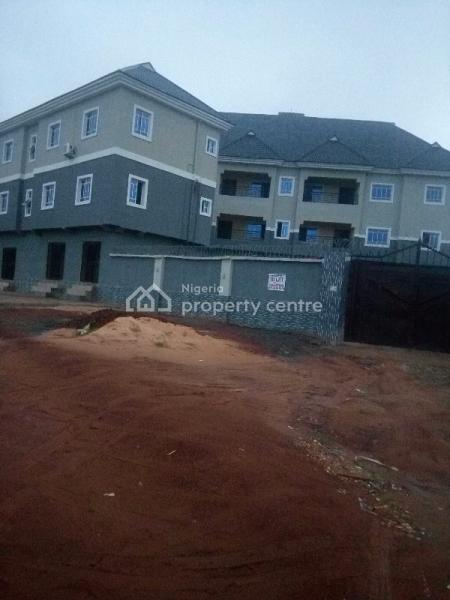 3 Bedroom Flat, Along Rehab Road, Emene, Enugu, Enugu, Flat for Rent