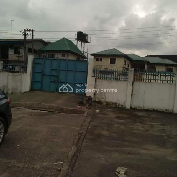an Office Complex on 5 Plots of Land, 1, Okomoko Street, Behind Diamond, Fidelity and Fcmb Banks, Olu Obasanjo, Port Harcourt, Rivers, Detached Bungalow for Sale