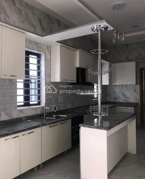 Luxury 5 Bedroom Detached Duplex with B.q, Lekky County Homes, Ikota, Lekki, Lagos, Detached Duplex for Rent