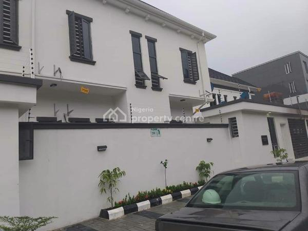 You Asked for Affordable Housing..here  We Go.its a 4bedroom House By Chevron, By Chevron, Ikota Villa Estate, Lekki, Lagos, Semi-detached Duplex for Sale