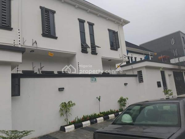 4bedrooms Terrace House, The House Is Located at Orchid Road By 2nd Tolled Lekki Lagos Nigeria, Ikota Villa Estate, Lekki, Lagos, Terraced Duplex for Sale