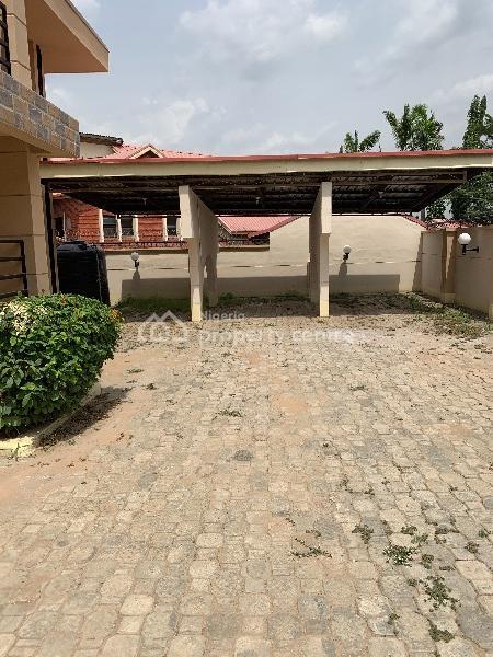 Lovely 5 Bedroom Duplex, Maitama District, Abuja, Detached Duplex for Sale