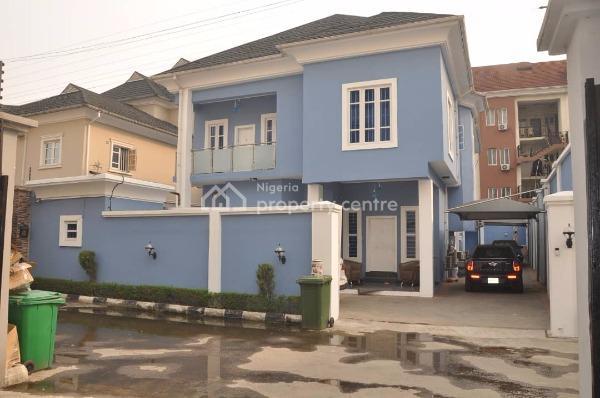 Tastefully Finished & Fully Furnished 5brm Detached House + Bq, Pool & Inverter/gen on 500sqm Land @ Ikeja Gra,, Ikeja Gra, Ikeja, Lagos, Detached Duplex for Sale