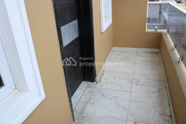 Luxury, Brand New and Exquisitely Finished 4 Bedroom Semi-detached House with Boys Quarter, Chevron, Lekki, Lagos, Semi-detached Duplex for Sale
