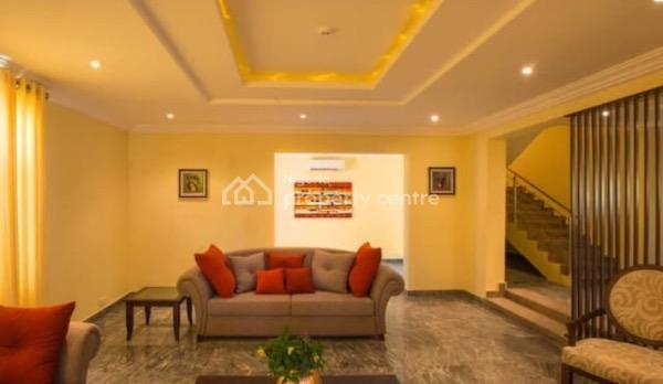 4 Bedroom Luxury Abuja, Asokoro District, Abuja, House Short Let